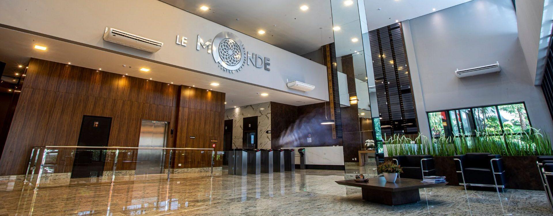 Le Monde Centro Empresarial Maringa PR